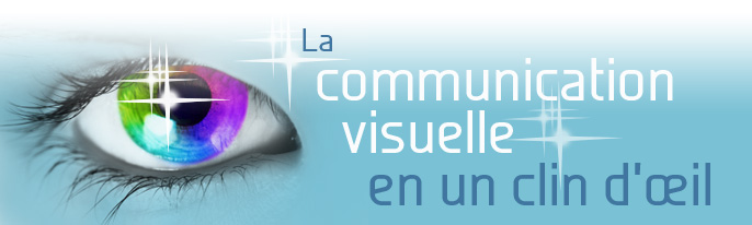 La communication visuelle en un clin d'oeil