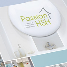 Brochure promotionnelle Passion HSH