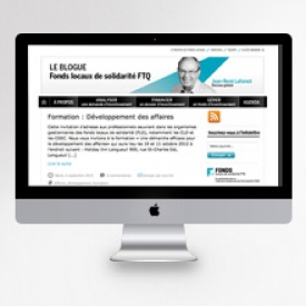 Blogue Fonds locaux de solidarité FTQ
