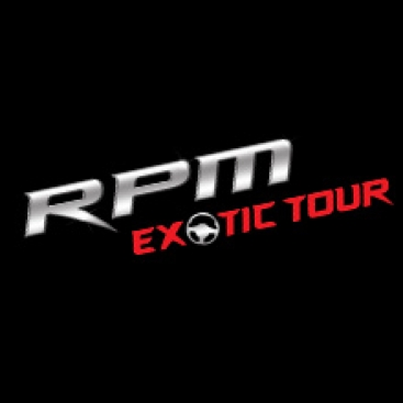 Identité visuelle RPM Exotic Tour